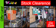2012 Stock Clearence Sale